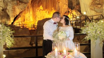 Railay Bay Cave Wedding