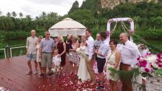 Krabi Secular Marriage Package
