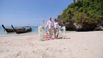 Krabi Same-Sex Buddhist Blessing