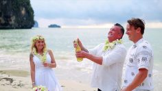 Railay Bay Thai Marriage Ceremony