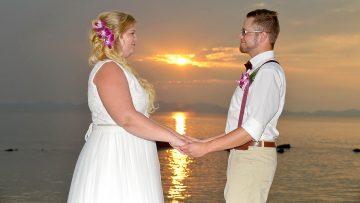 Krabi Beach Secular Marriage Package