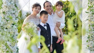 Phuket Garden Marriage Western