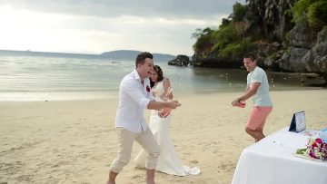 Railay Bay Secular Wedding