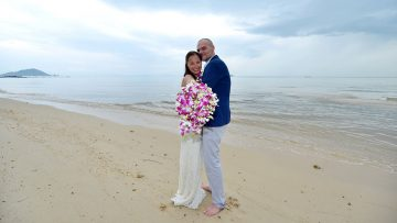Samui Secular Marriage Western