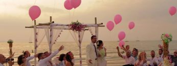 Koh Lanta Secular Wedding