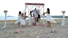 Krabi Elephant Beach Marriage