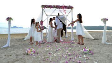Krabi Elephant Beach Marriage