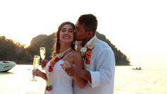 Phi Phi Thai Wedding Ceremony