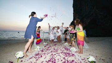 Railay Bay Marriage Ceremony