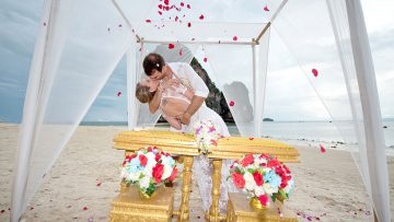 Railay Bay Thai Marriage Package