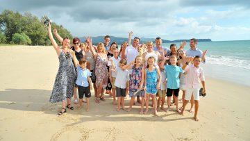 Phuket Beach Renew Marriage