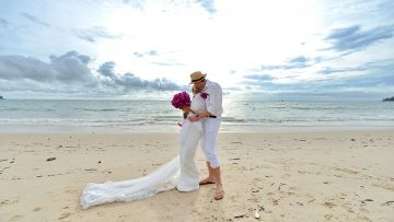Phuket Secular Marriage Western
