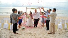 Phuket Thai Marriage Ceremony