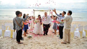 Phuket Thai Marriage Ceremony