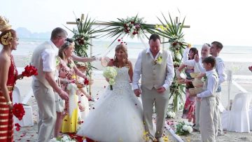 Krabi Elephant Wedding Package