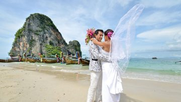 Railay Bay Thai Marriage