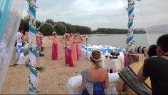 Phuket Beach Thai Wedding Ceremony