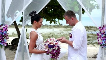 Samui Thai Western Marriage