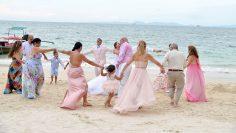 Railay Thai Western Marriage