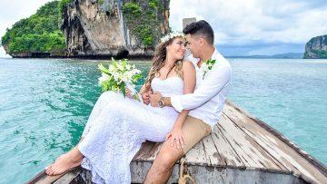 Railay Bay Secular Marriage
