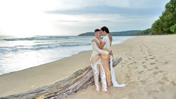 Phuket Beach Marriage Package
