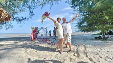 Krabi Secular Marriage Western