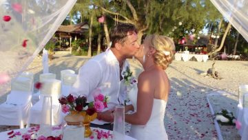 Samui Beach Wedding Package