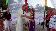 Phangan Beach Thai Wedding