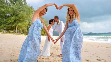 Phuket Renew Marriage Package