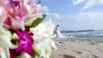 Phuket Beach Secular Wedding
