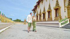 Samui Temple Buddhist Blessing