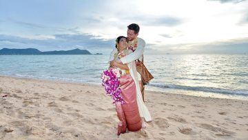 Pattaya Thai Marriage Ceremony