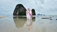 Railay Thai Marriage Ceremony