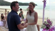 Phuket Beach Renew Western Wedding