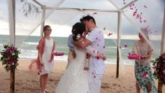 Phuket Beach Elephant Wedding Package