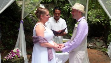 Phuket Waterfall Wedding Ceremony Package