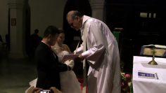Bangkok Catholic Marriage Ceremony