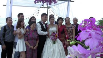 Hua Hin Beach Wedding Package