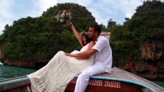 Railay Bay Thai Marriage Ceremony