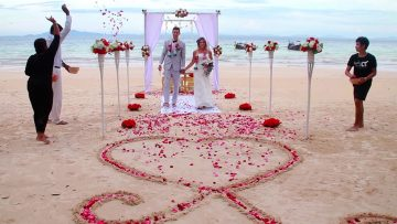 Phi Phi Island Thai Wedding