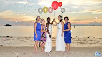 Railay Bay Same-Sex Marriage