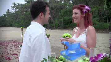 Lanta Island Secular Wedding