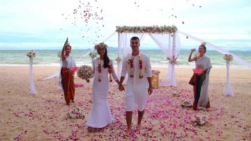 Phi Phi Island Thai + Western Ceremony
