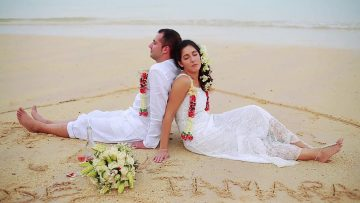 Phi Phi Island Thai Marriage