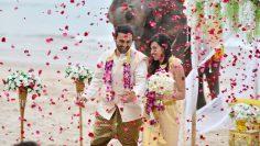 Phuket Beach Elephant Marriage