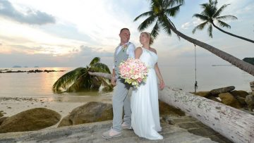 Samui Secular Marriage Package