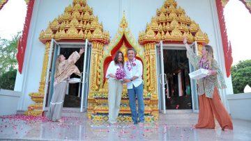 Krabi Temple Buddhist Blessing