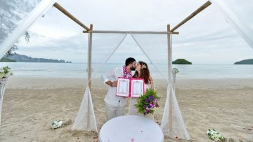 Krabi Wedding Ceremony Package