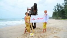 Phuket Buddhist Blessing Package
