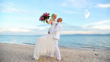 Phangan Elephant Wedding Package